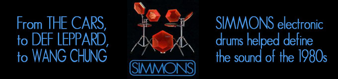 Simmons Drums